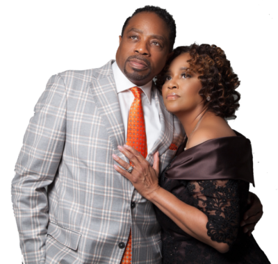 Apostle Charles & Pastor Sharolyn Dixon